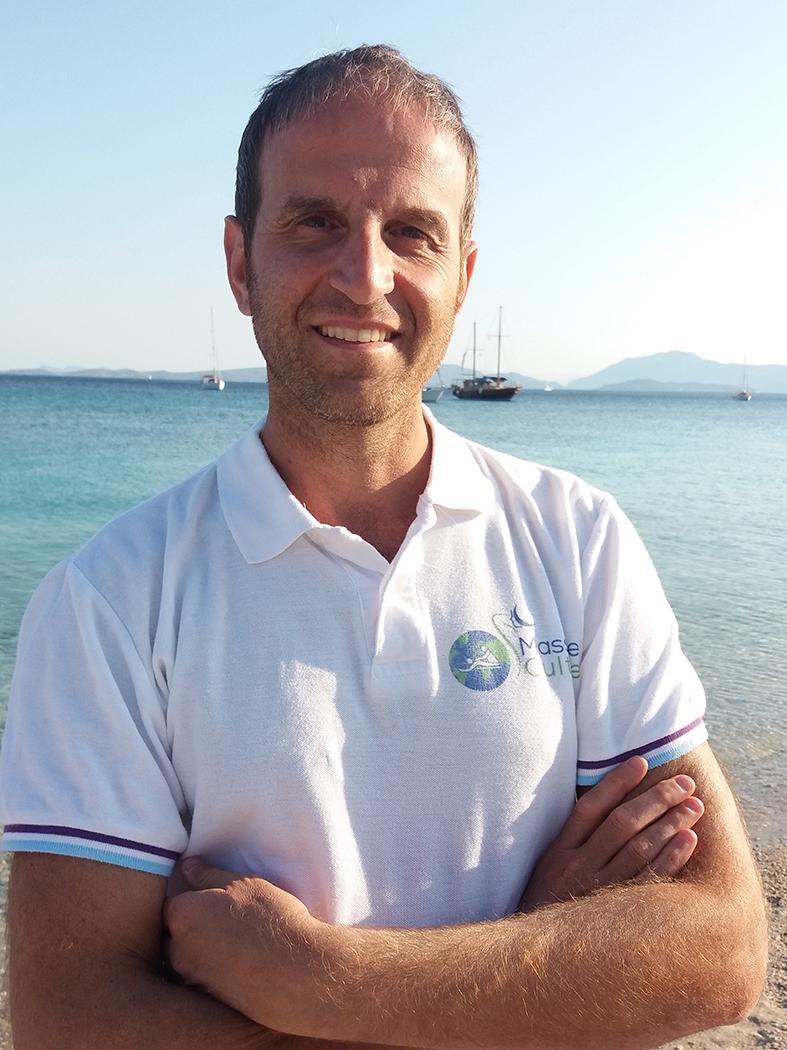 Elias Gratsias Massage Culture owner